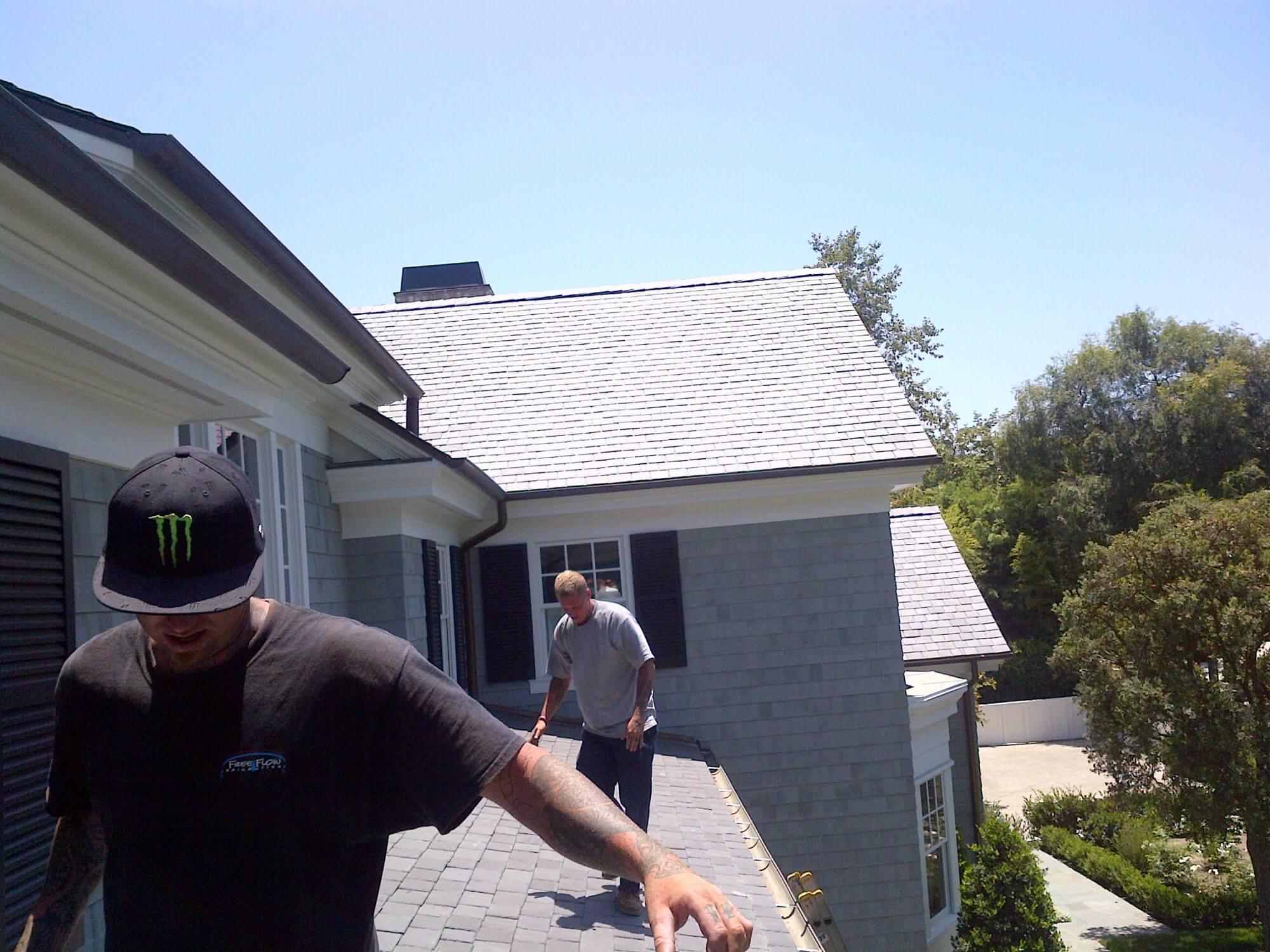 Bakersfield Seamless Rain Gutter Project (4)
