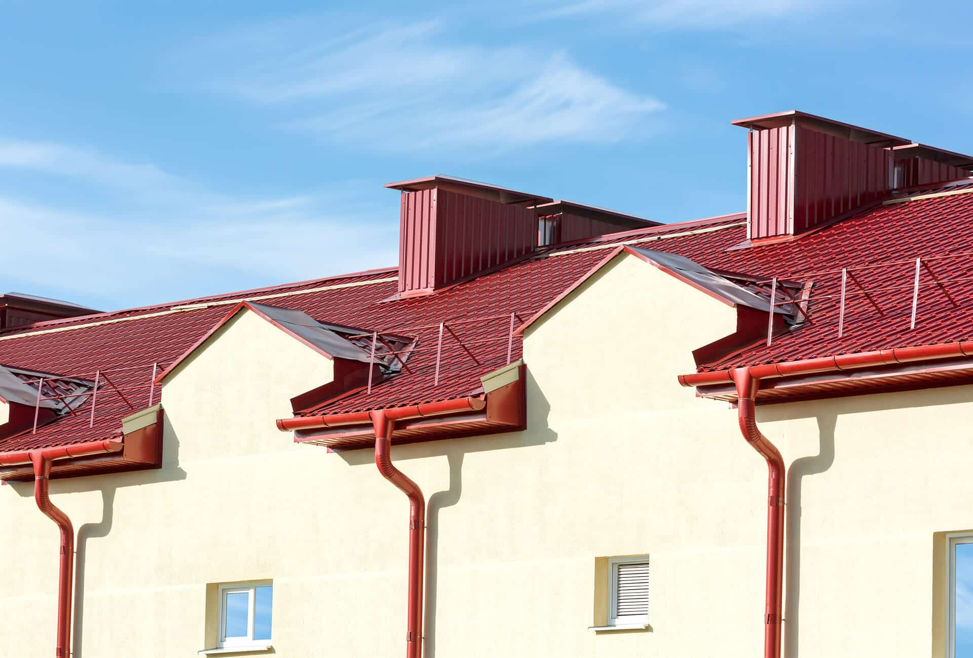 Southern California Commercial Raingutter Installation and Service