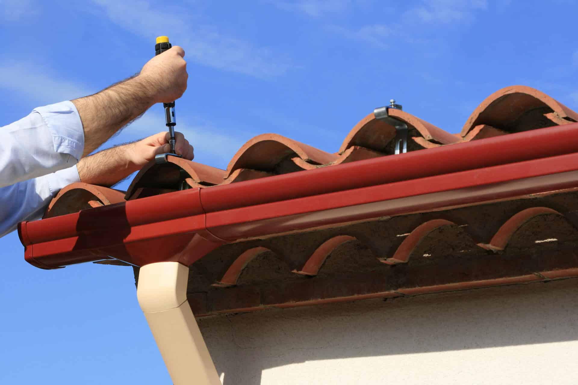 Ventura County Rain Gutter Seamless Rain Gutter Repair Maintenance